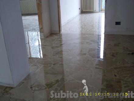 Levigatura pavimenti in marmo granito cotto leg - Costo piastrellista ...