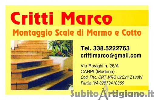 Posa scale in marmo e cotto e kerlite artigiani - Costo piastrellista ...