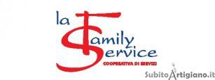 La Family Service cooperativa di servizi.