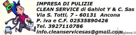 Servizio di pulizia enti pubblici e privati,