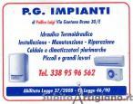 idraulico termoidraulico condizionamento