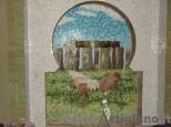 Posa e manutenzione mosaico