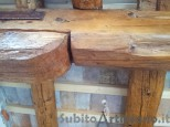 Muratore carpenteria in legno ristruttur