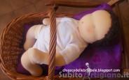 Creazione e restauro di bambole waldorf