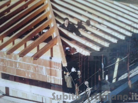carpentiere in legno
