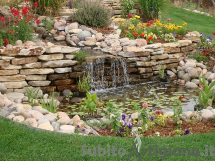 Piscine e giardini