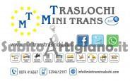 TRASLOCHI,TRASPORTI, FERRAMENTA