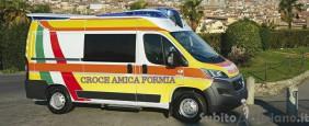 Ambulanze Private Caserta - CROCE AMICA