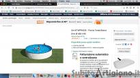 Installazione piscina fuori terra gre